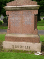 1939 Jimmy Brownlie Grave High Blantrye