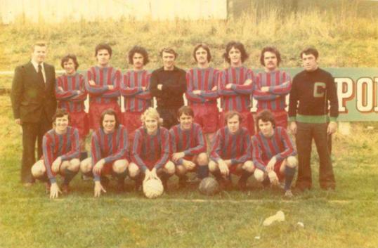 1978 Matt Boyles Football Team