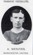 1906 Alex Menzies, footballer
