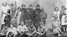 Caldervale Children 1950s