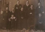 1900 McGuigan Family at Spittal