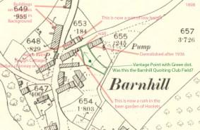 1900 Barnhill Quoiting Club