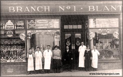 1914 No1 Blantyre Herberston St Co-op