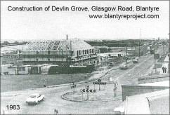 1983 Devlin Grove being built