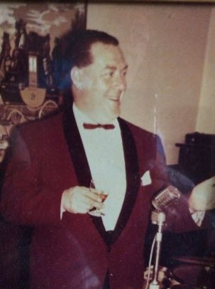 1960s Jimmy HIslop, entertainer