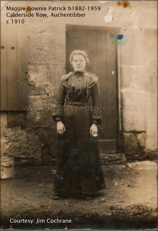 1910 Maggie Downie Patrick wm