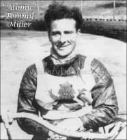 1952 Tommy Miller, Speedway star