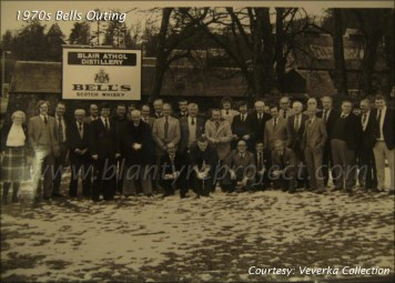1970s Bells Outing with Billy Gallacher