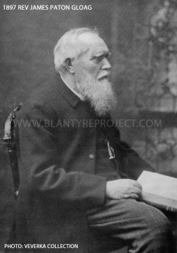 1897 Rev James Paton Gloag