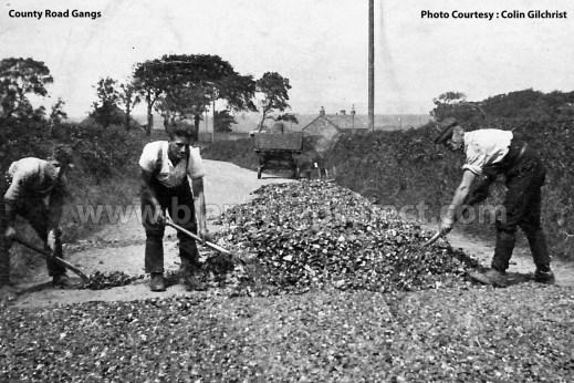 1950s McLean County Road Gang wm