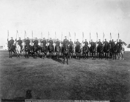 Troop Front