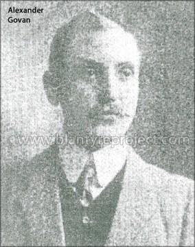 1900 Alexander Govan