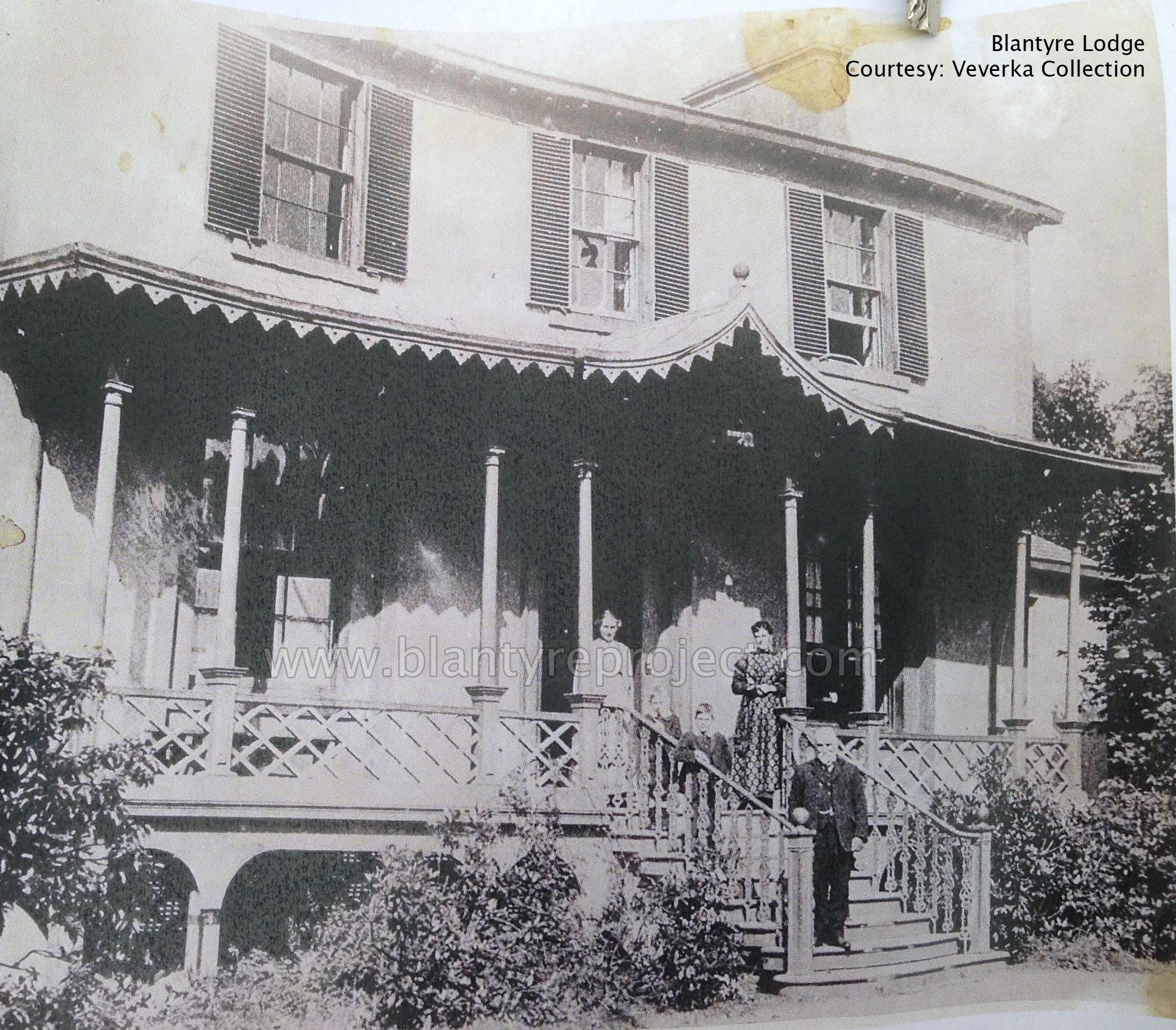 Blantyre Lodge