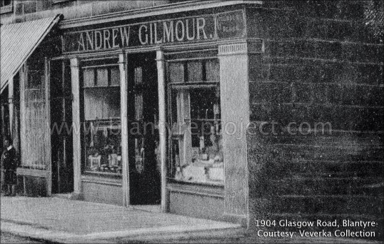 1904 Glasgow Road Gilmours place wm