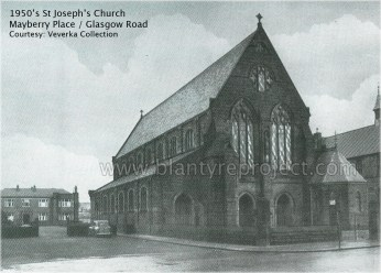 1950s St Joseph's Church wm