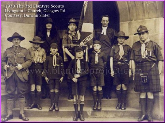 1930 scouts by Duncan Slater wm