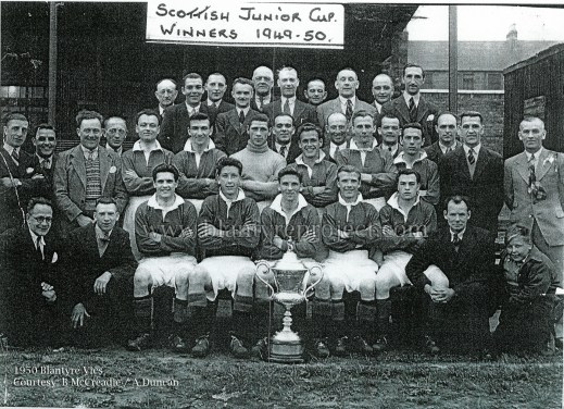 1949 Junior cup winners wm