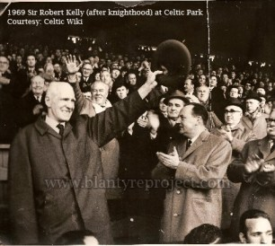 1969 Sir Robert Kelly