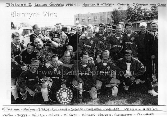 1998 Blantyre Vics wm