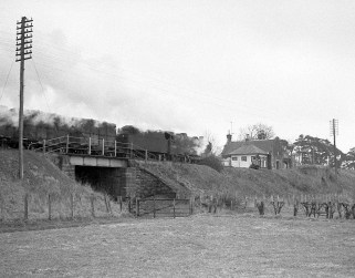 Possibly 1940 Hunthill