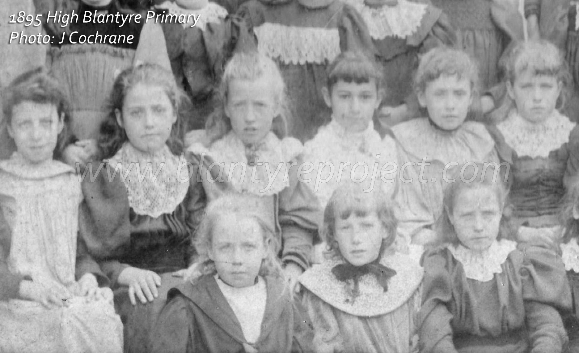 1895 High Blantyre School