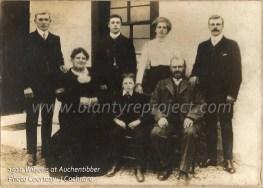 1910 Wilsons at Auchenitbber