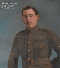 James McDade d1915