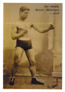 1906 Joe Smith, Bare knuckle Boxer