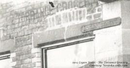 1903 Torrance Grocery, Logan Street