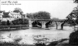 1908 Lido at Bothwell Bridge