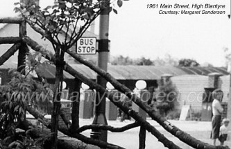 1961 High Blantyre Main St