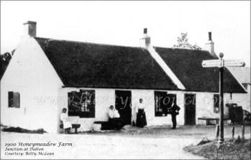 1900 Stoneymeadow Farm old tollbar