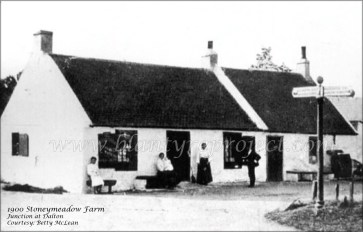 1900 Stoneymeadow Farm old tollbar