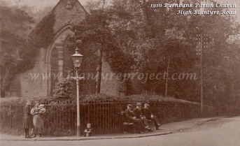 1910 Burnbank Parish Church