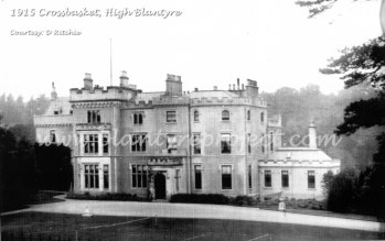 1915 Crossbasket Castle, by D Ritchie