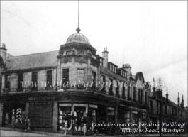 1930s Central Co-op Premises, Blantyre