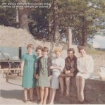 1967 Womens Guild Outing, High Blantyre