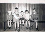 1950s Slater Family