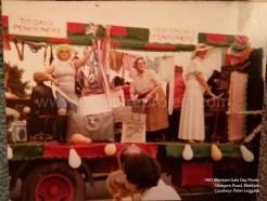 1981 Blantyre Gala Floats