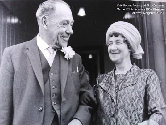 1966 Robert Potter & Flora Dickson wm