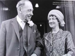 1966 Robert Potter & Flora Dickson of Broomhouse