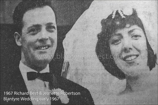 1967 Richard Best & Jeanette Roberston wm
