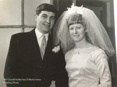 1967 Gerald Kellachan & Moira Innes