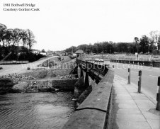 1981 Bothwell Bridge A725 completion