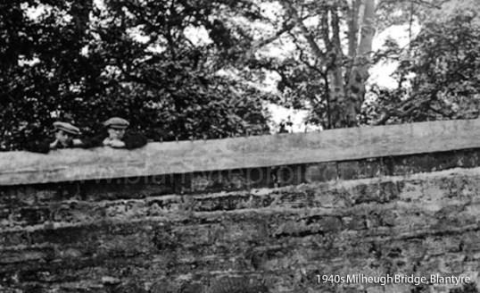 1940s milheugh bridge wm