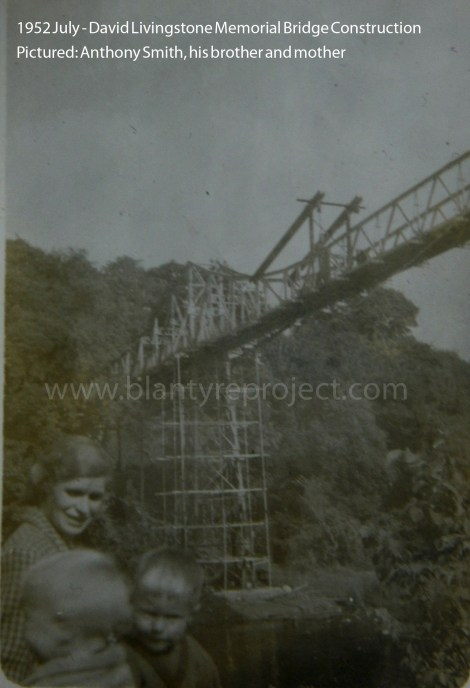 1952 July David Livingstone Bridge wm