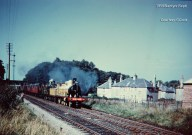 1959 Train in September, Low Blantyre