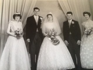 1961 Betty McGill & Alex McLean