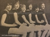 1967 Calder Street Gym Girls