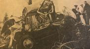 1967 Car at Spittal (20th April)